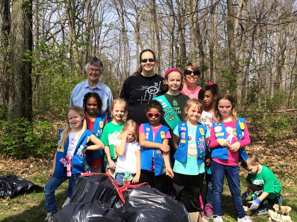 Perrin Woods Cleanup
