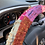 Thumbnail: Patchwork Silk Kantha Steering Wheel Cover