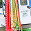 Thumbnail: Reversible Vintage Fabric Kantha Blanket Curtains