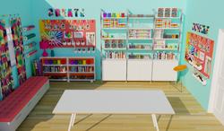 Craft Room rendering