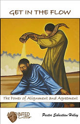 The power of agreement in the anointing.