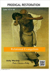 A different way to look at Evangelism and relational discipleship.