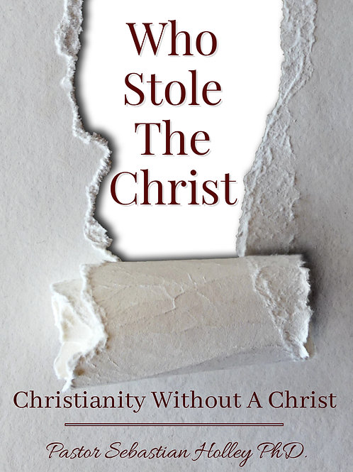 Who Stole The Christ