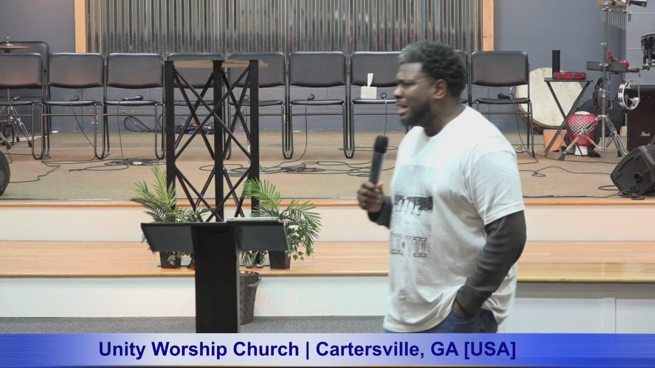 Unity Worship Live 1/27/19