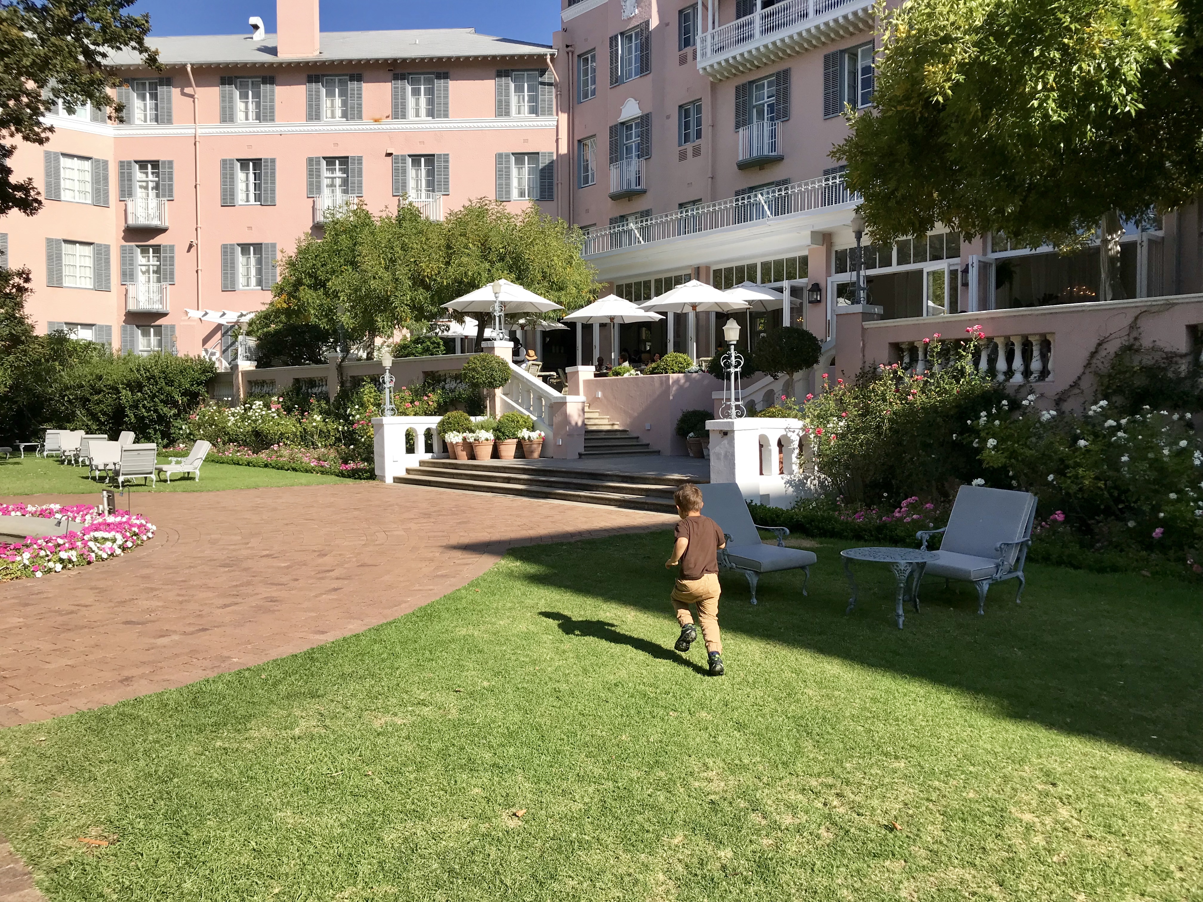 Belmond Mount Nelson - Kapstadt