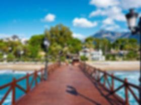 Familienluxusreise ins Marbella Club Hotel