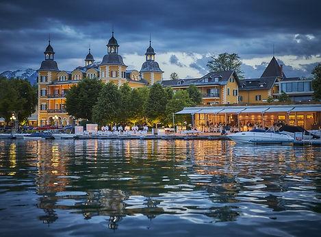 Familienluxusreise ins Falkensteiner Schlosshotel