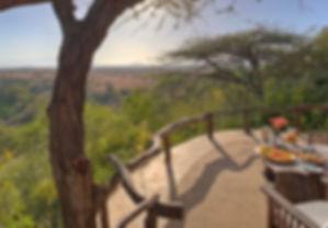 Familien Luxusreise ins Lewa Wilderness