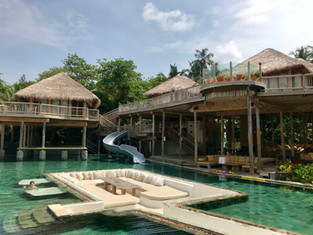 Soneva Fushi- Malediven