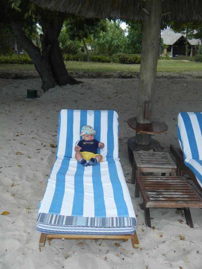 Bild 7 zu mit Baby auf Mauritius
