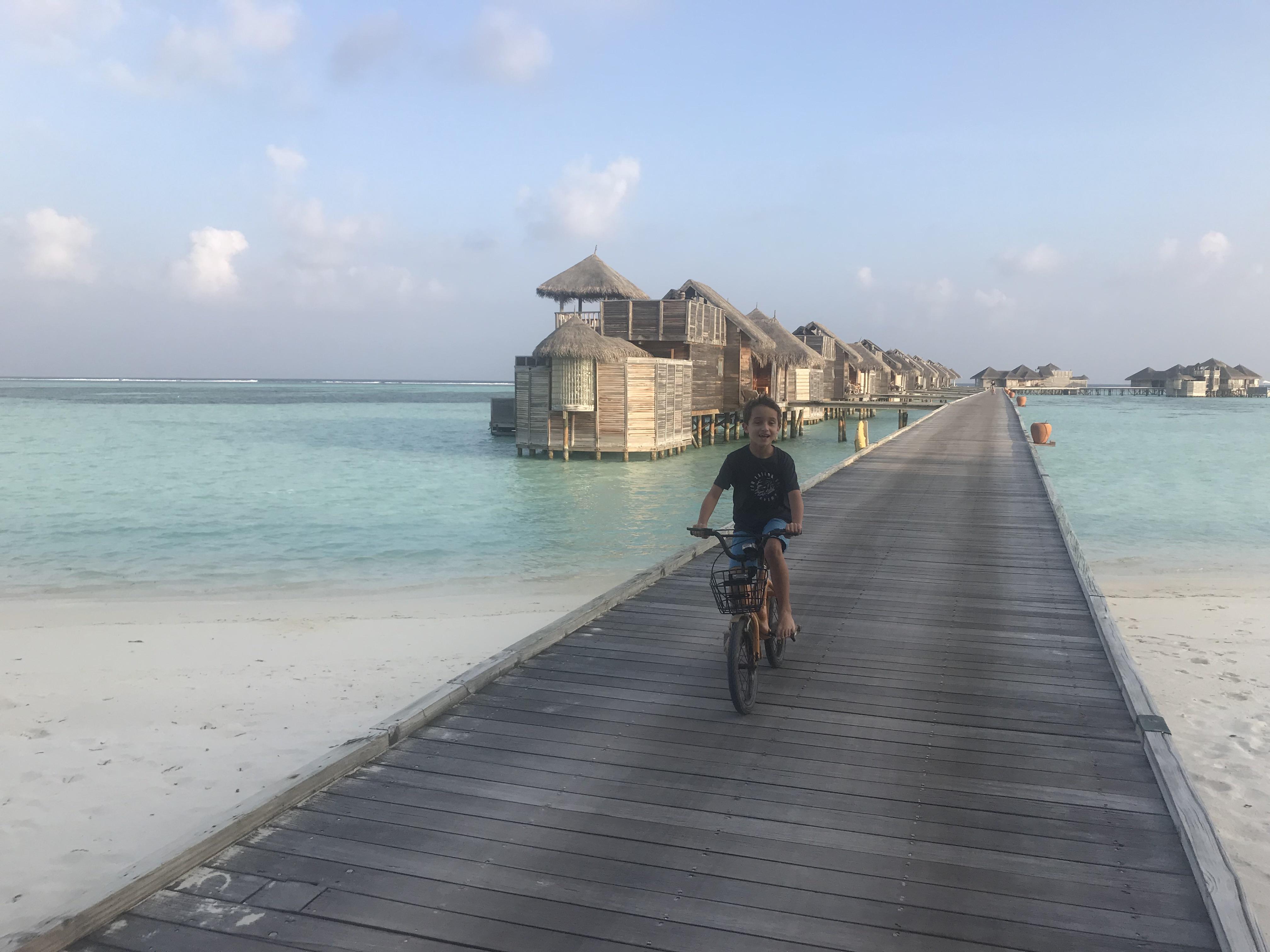 Familien Luxusreise Gili Lankanfushi