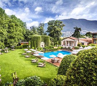 Familienluxusreise in die Schweiz