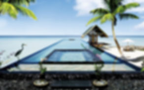 Familien Luxusreise ins One&Only Reethi Rah