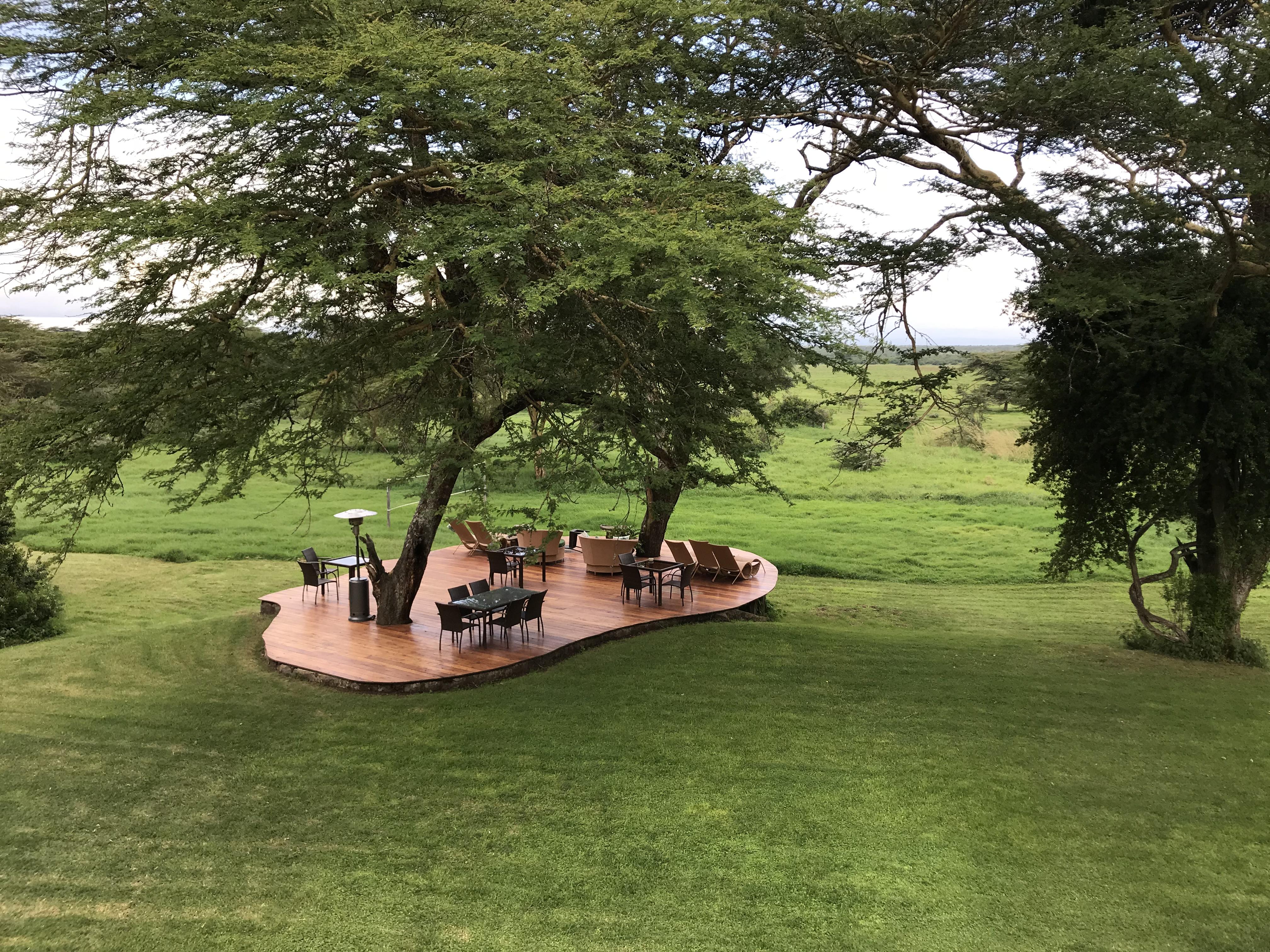 Familien Luxusreise Solio Lodge