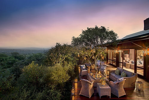 Familien Luxusreise in die Kwandwe Ecca Lodge