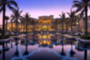Familien Luxusreise ins One&Only The Palm