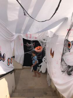 Kinderclub zu Halloween