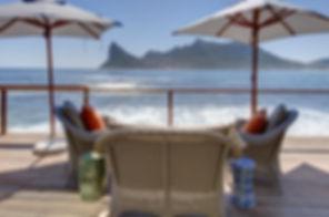 Familien Luxusreise ins Tintswalo Atlantic
