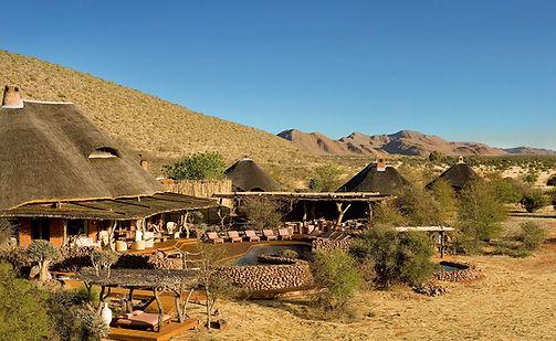 Familien Luxusreise ins Tswalu Kalahari