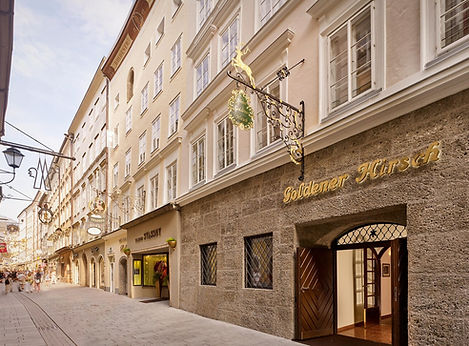 Familienluxusreise ins Hotel Goldener Hirsch