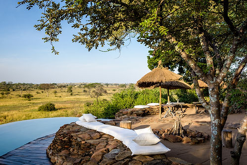Familien Luxusreise in die Singita Faru Faru Lodge