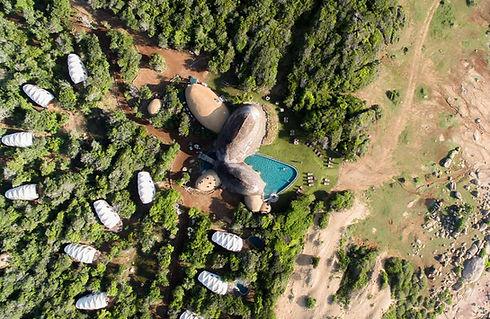 Familienluxusreise in die Wild Coast Tented Lodge