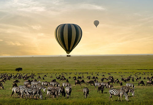 Familienluxusreise ins One Nature Nyaruswiga