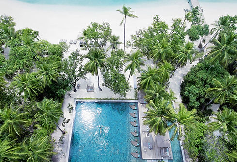 Familien Luxusreise ins Velaa Private Island