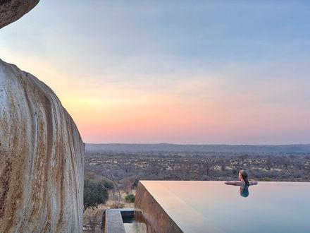 Familien Luxusreise ins Jabali Ridge