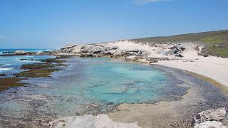 Morukuru Ocean House - Beach and rock po