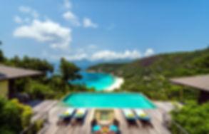 Familien Luxusreise ins Four Seasons Seychelles
