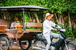 Familien Luxusreise nach Kambodscha