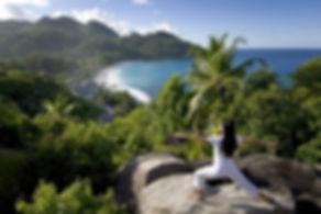 Familienluxusreise ins Banyan Tree Seychelles