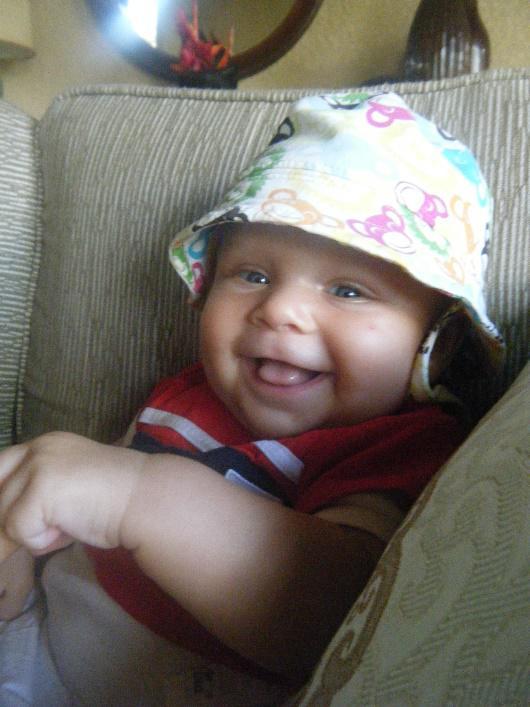Bild 4 zu mit Baby auf Mauritius