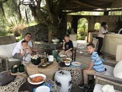 Familien Luxusreis ins Segera Retrea