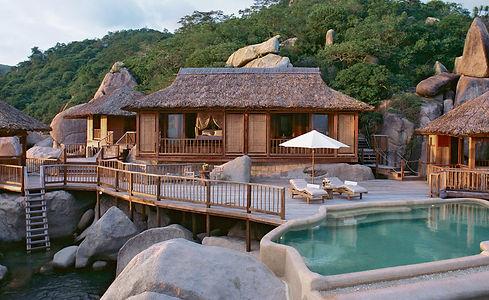 Familien Luxusreise ins Six Senses Ninh van Bay