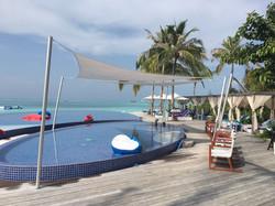 Blu Pool and Restaurant