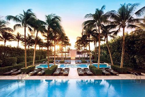 Familienluxusreise ins The Setai Hotel Miami Beach