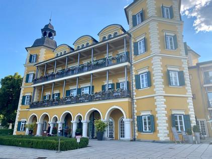 Österreich- Falkensteiner Schlosshotel Velden