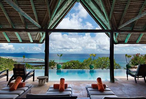 Familien Luxusreise ins Fregate Island Resort