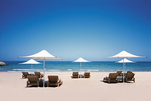 Familienluxusreise ins Shangri-La Barr Al Jissah Resort