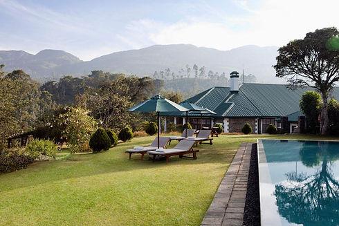Familienluxusreise ins Ceylon Tea Trails