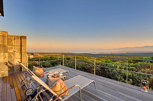 Familien Luxusreise ins Grootbos Private Nature Reserve