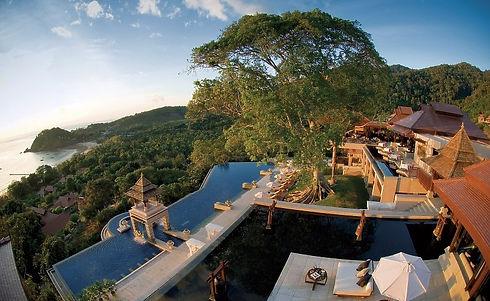Familien Luxusreise ins Pimalai Resort