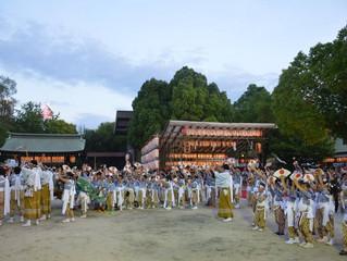 日本文化體驗參訪行程之13 : 夏日祭典