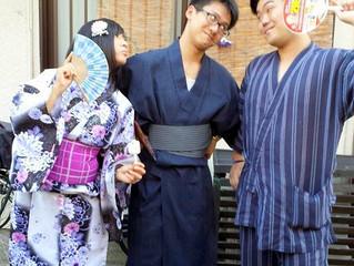 日本文化體驗參訪行程之九 : 石切神社和服體驗
