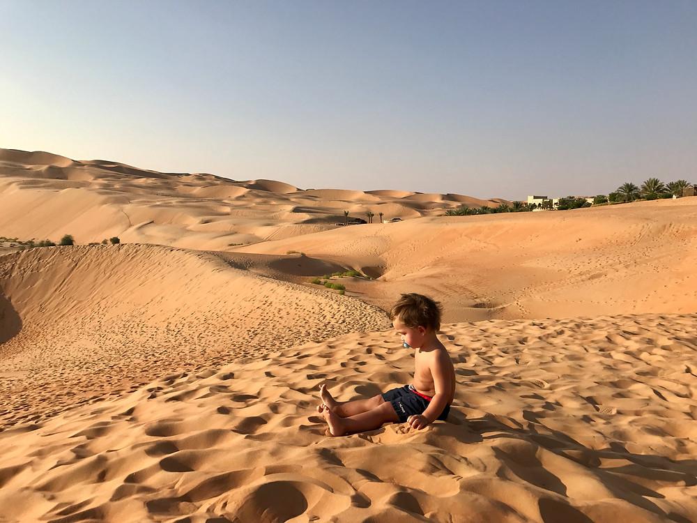 Ein Traum von einem Sandspielplatz