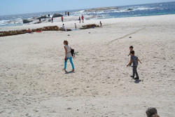 Strand von Camps Bay