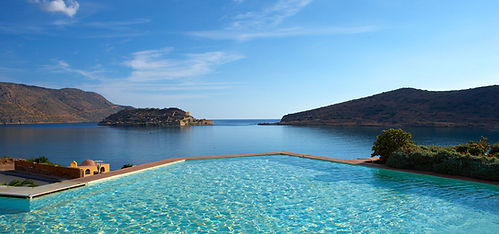 Familienluxusreise ins Domes of Elounda