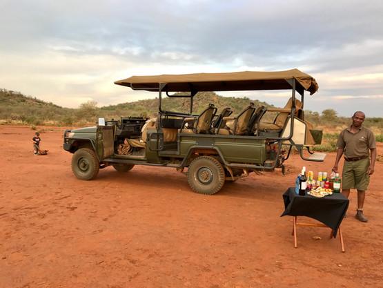 Molori Safari Lodge- Südafrika